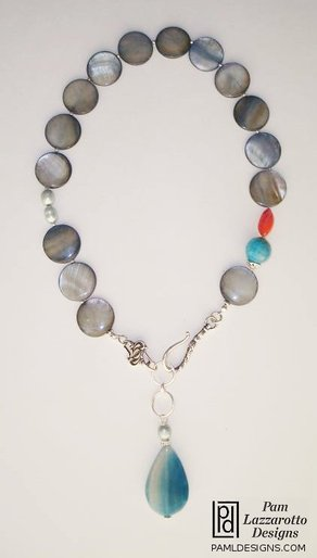 Water Drop Necklace - Item #1300