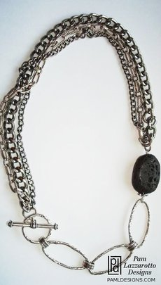 Lava Necklace - Necklace - Item #9010-L