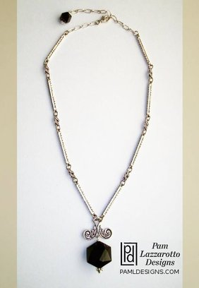 The Deco Necklace - Item #1287